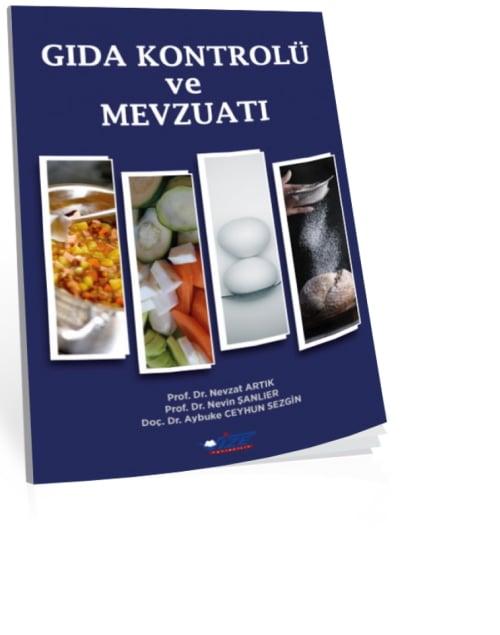 Gıda Kontrolü ve Mevzuatı (1. Baskı)